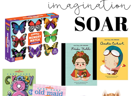 Learning Tools for Your Littlest Ones
