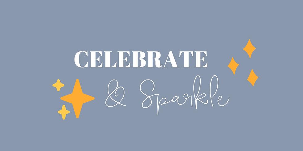 Celebrate & Sparkle