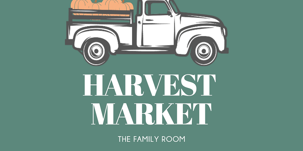 Fall Harvest Market at The Family Room
