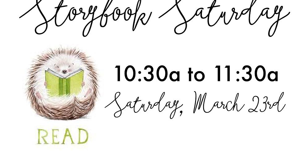 Storybook Saturday
