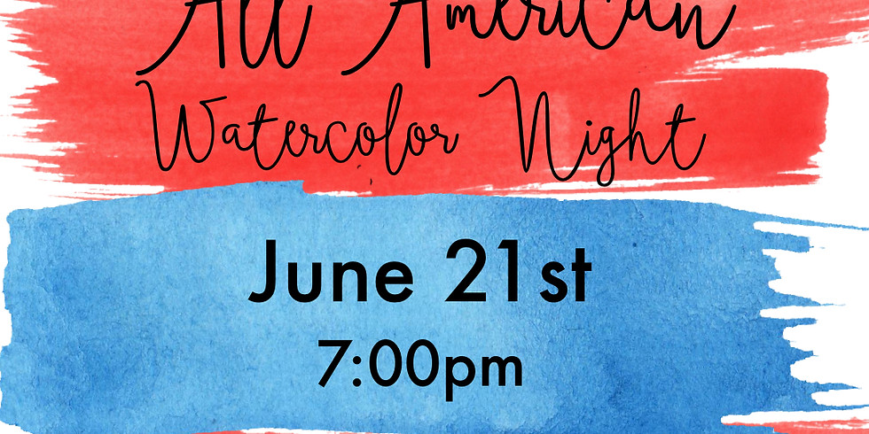 All American -Paint Night  (1)