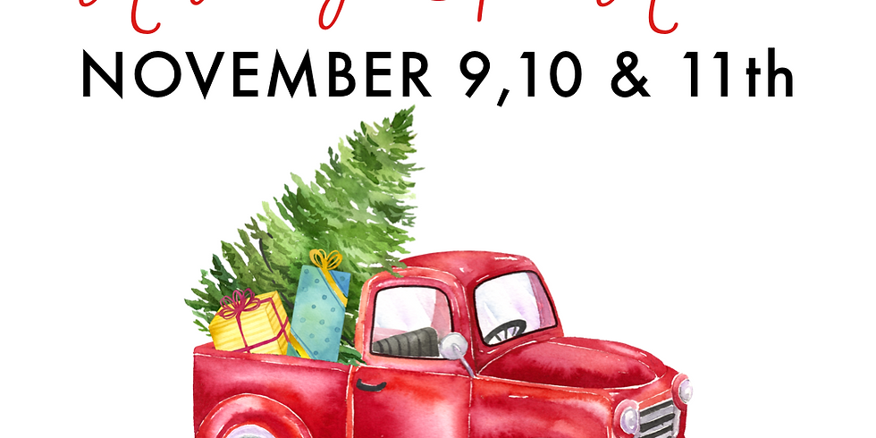 A Happy Holiday Open House
