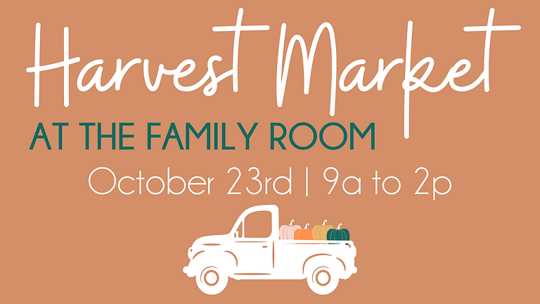 Harvest Market at The Family Room