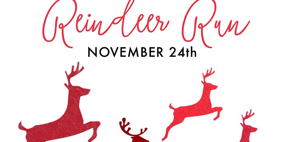 Shop Small Business Saturday - Reindeer Run