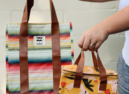 New at The Family Room - Reusable Bags for every day!