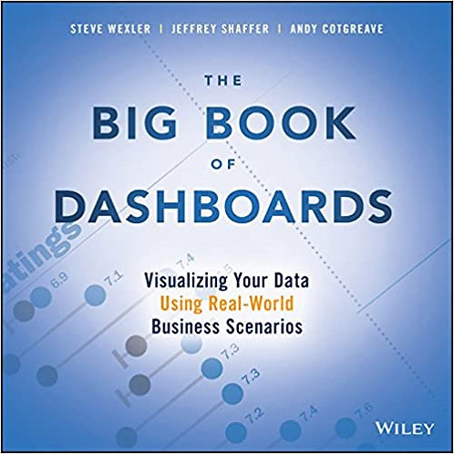 The Big Book of Dashboards
