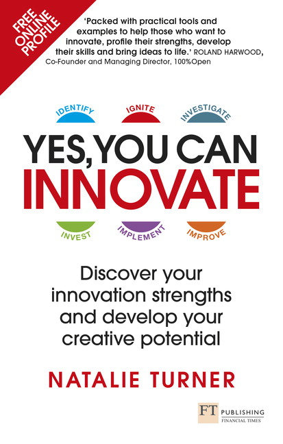 Yes, You Can Innovate