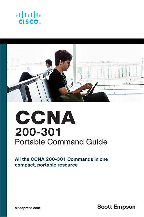 CCNA 200-301 Portable Command Guide, 5E