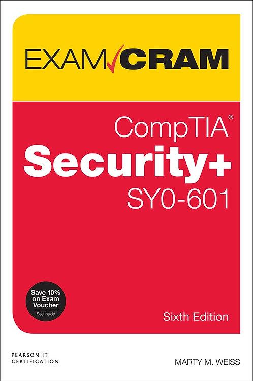 CompTIA Security+ SY0-601 Exam Cram, 6th Edition