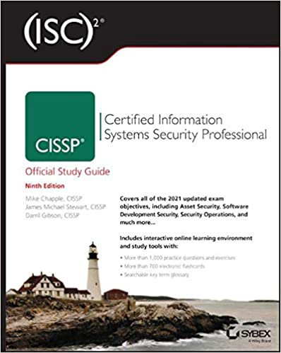 (ISC)2 CISSP Certified Information Systems Sec Prof Off SG (9E)