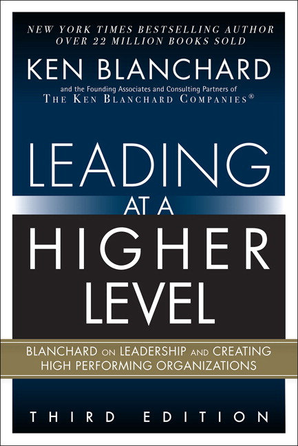 Leading at a Higher Level 3rd Ed