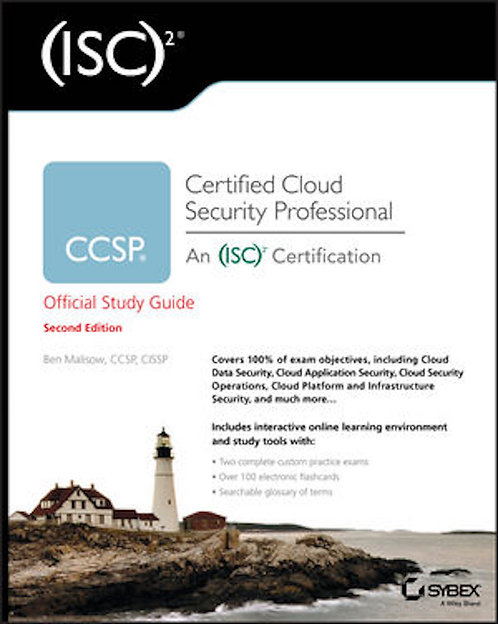 (ISC)2 CCSP Certified Cloud Security Prof Official Study Guide, 2E