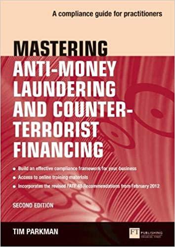 Mastering Anti-Money Laundering and Counter-Terrorist Financing 2nd Ed.