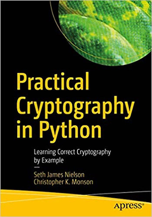 Practical Cryptography in Python