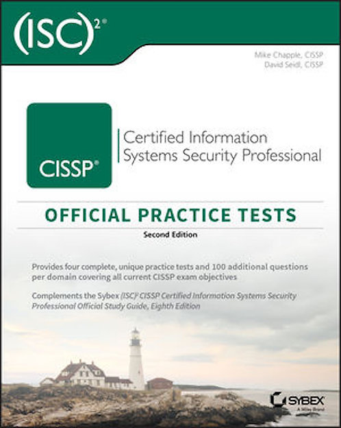 CISSP Official (ISC)2 Practice Tests, 2nd Ed