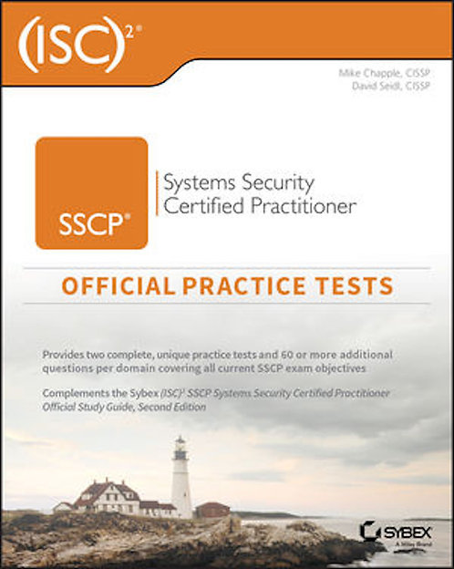 (ISC)2 SSCP Systems Security Certified Practitioner Practice Tests