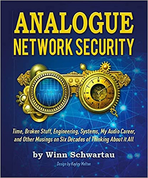 Analogue Network Security