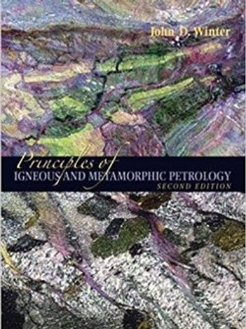 Principles of Igneous and Petrology 2nd Edition