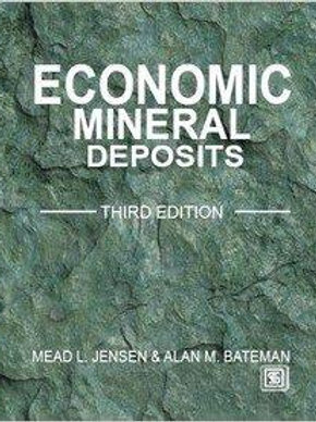 Economic Mineral Deposits 3rd Edition