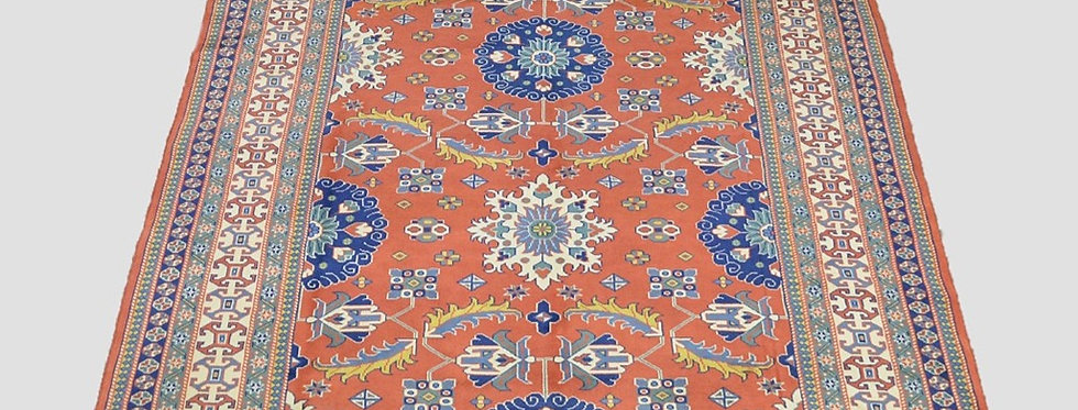 Shirvan Orange Rug