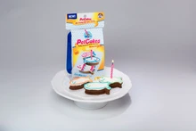 Birthday Cake Kit for Cats - Turkey flavor