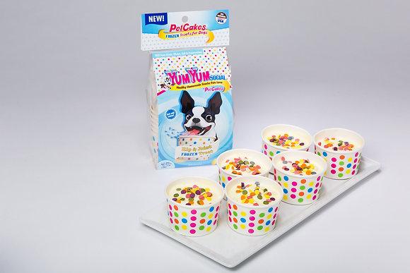 Ice Cream YumYum Social - 6 Dogs