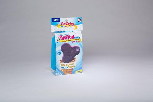 YumYum Bones Ice Cream Kit - Very Berry Flavor