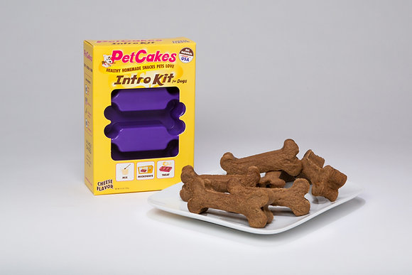 Intro Kit for Dogs - Cheese Flavor
