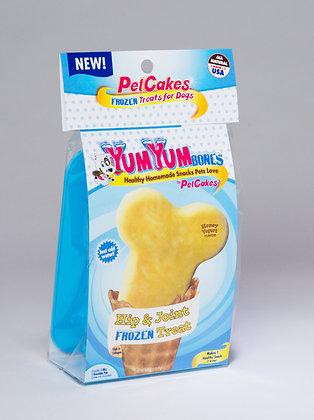 YumYum Bones Ice Cream Kit - Honey Yogurt