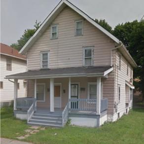 1141-1143 McKinley Ave, Akron, OH 44306 - Triplex (3 Units)