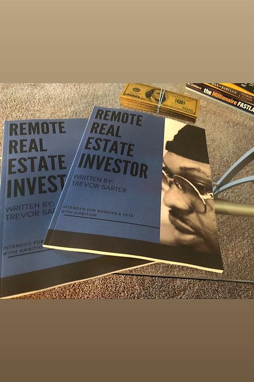 Remote Real Estate Investor *Paperback Edition (COLOR)*
