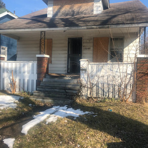 13248 Coyle Street, Detroit, MI 48227 USA - SOLD