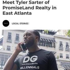 Meet Tyler Sarter Of PromiseLand Realty in East Atlanta
