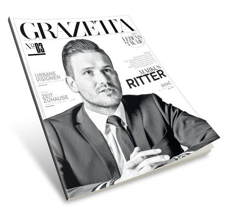 Grazetta Magazine