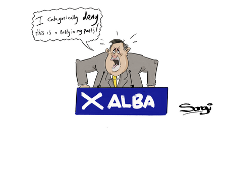 Salmond launches...