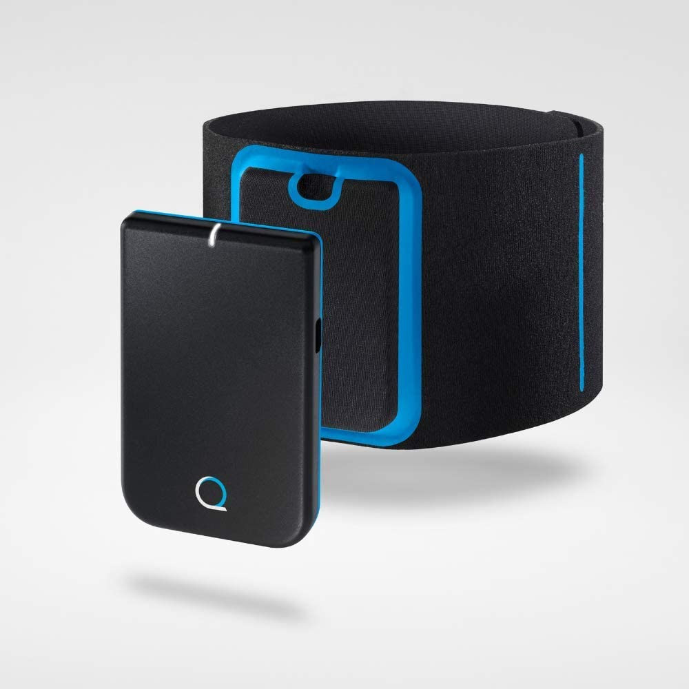 """From the Amazon description: """"Non-surgical technology for chronic pain. Quell is medication and surgery free technology. It is personalized to meet your needs. The device is smart enough to adjust therapy while you sleep and even to compensate for changes in the weather.  Quell stimulates sensory nerves with safe and precise electrical pulses to trigger a natural pain relief response."""""""