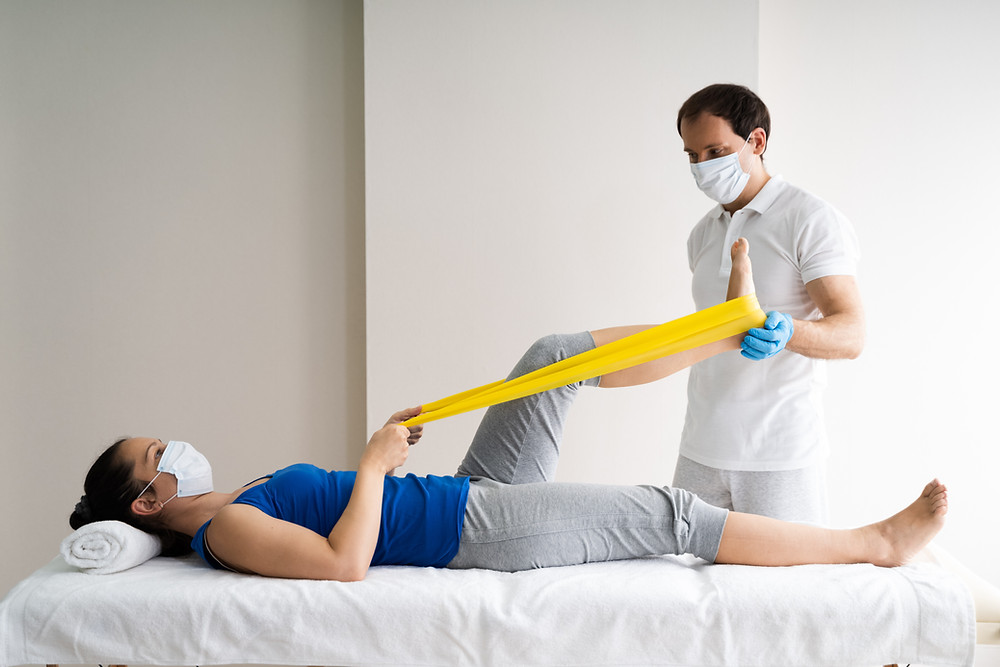 Stretching and recovery is important. We can use the downtime from COVID-19 to be more mindful of the recovery our body needs.