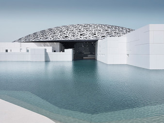 Jean Nouvel-designed Louvre Abu Dhabi releases new images as opening date announced