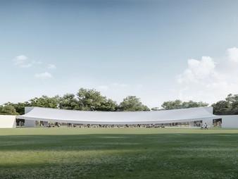 Guillaume Mazars diseña una plaza musical para los jardines botánicos en Sydney