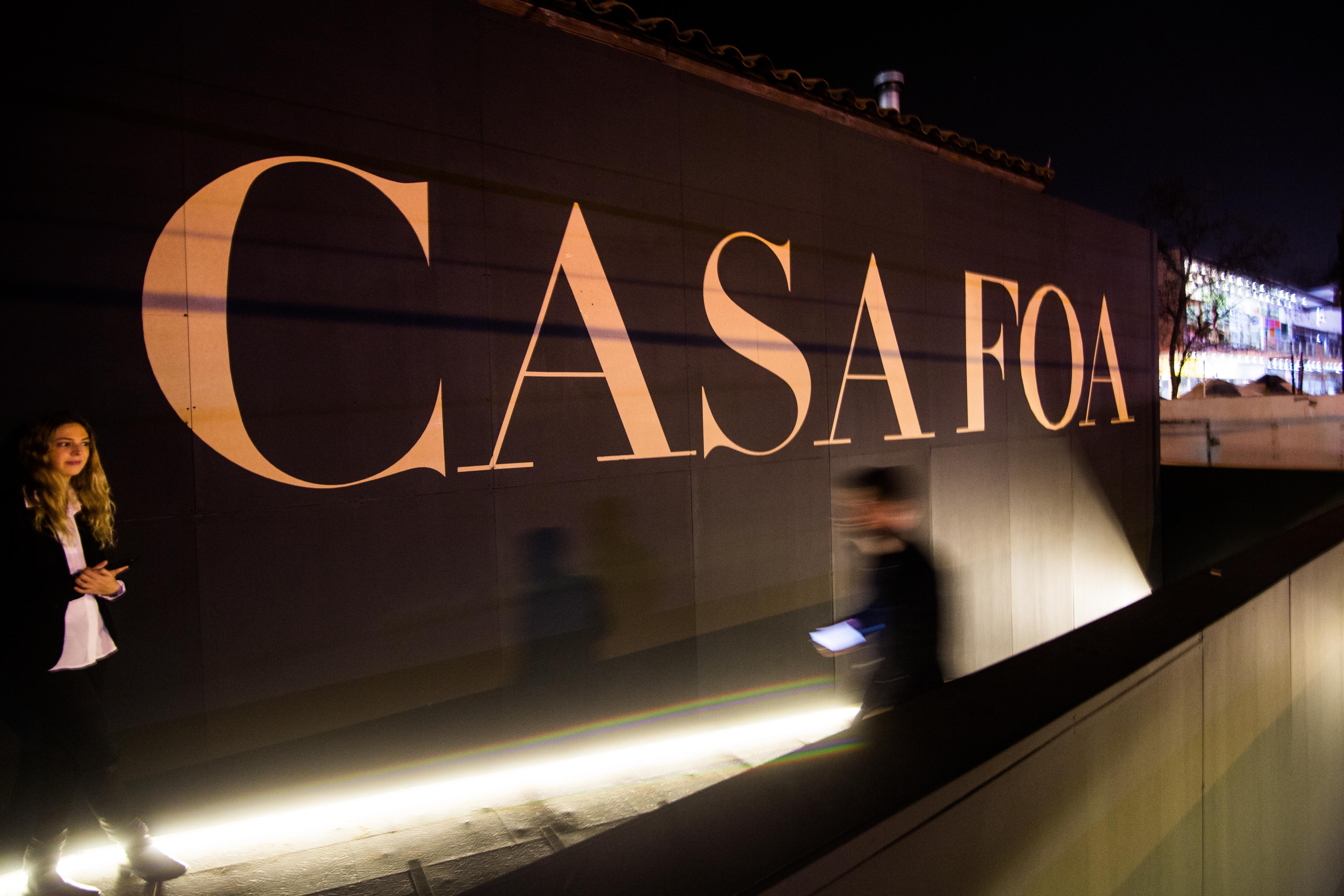 CASA FOA CHILE 2017