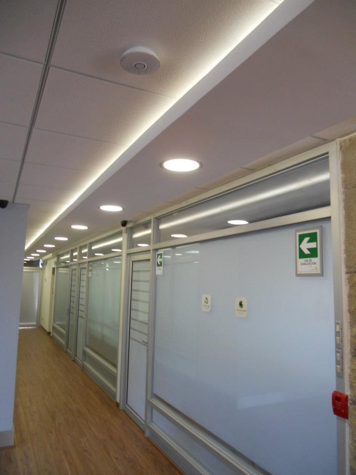 Lighting design, Raylex Office