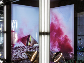 wonderglass fuses ethereal visual art with design in cabinet of curiosities at maison & objet