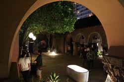 Urban intervention, Casa de Los Diez