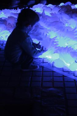 Light art, Pulsar