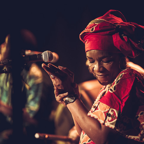 Un jour de blues à Bamako à la Maison Populaire