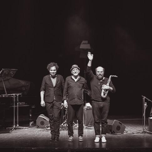 Hommage à Nougaro au Théâtre d'Ivry