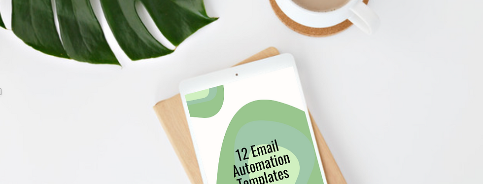 12 Email Template Automations