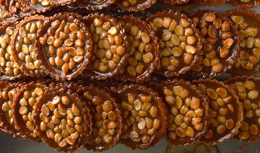 Mac Nut Tarts from Hawaii Tart Company