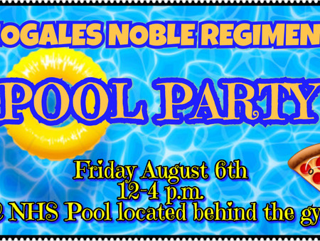 Regiment Pool Party