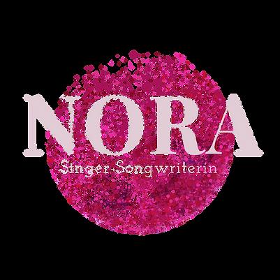 Nora LOGO ohne Hintergrund weiße schrift